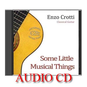 """Disponibile Album CD """"Some Little Musical Things"""""""