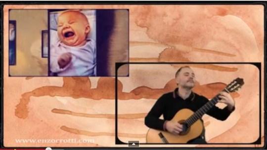"Nuovo video: ""A Short Dialogue"" (chitarra classica a 432 hz)"