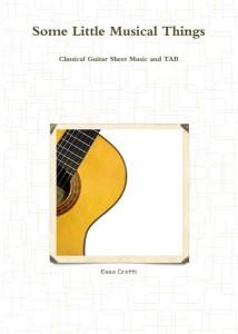 Nuova raccolta di spartiti per chitarra classica