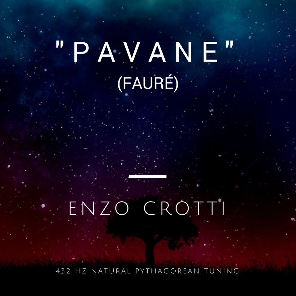 Pavane-432-hz-cover