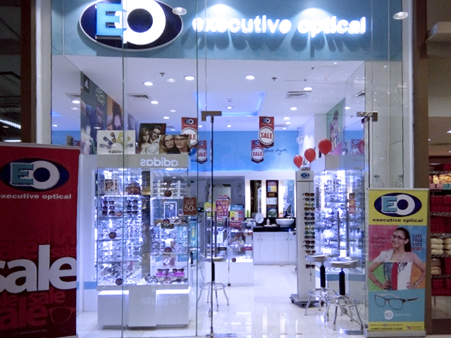 Robinsons Place Antipolo Executive Optical