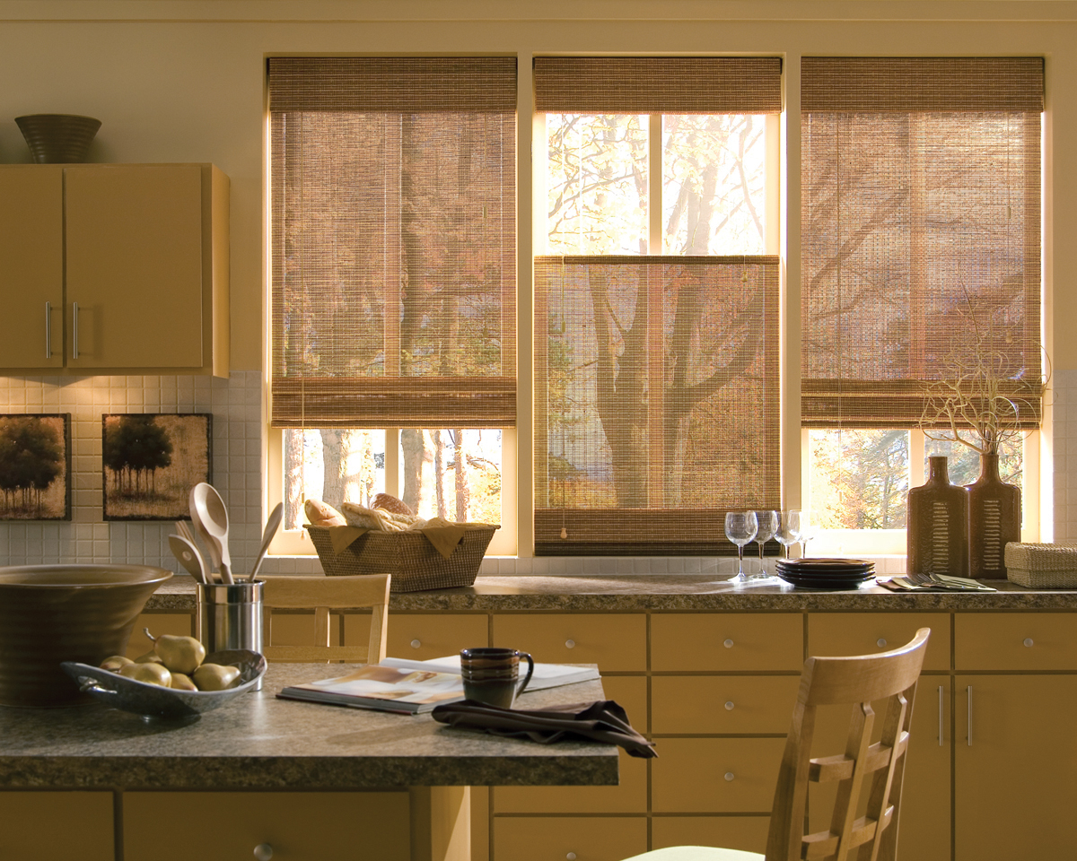 modern kitchen window treatments best sink faucets o 39fallon il shades edwardsville belleville