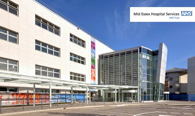 mid essex hospital bank