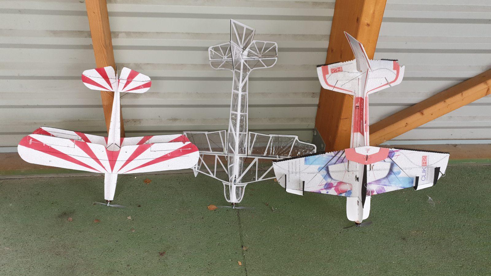 Epp SV4 test flights