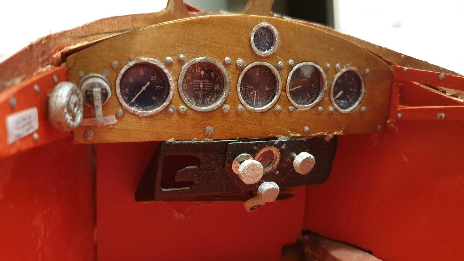 Le cockpit suite