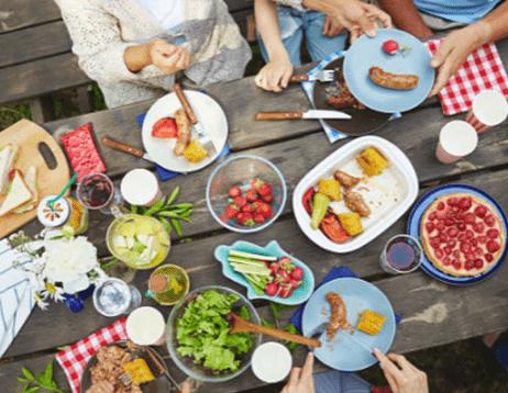 Diets Eole - pique nique