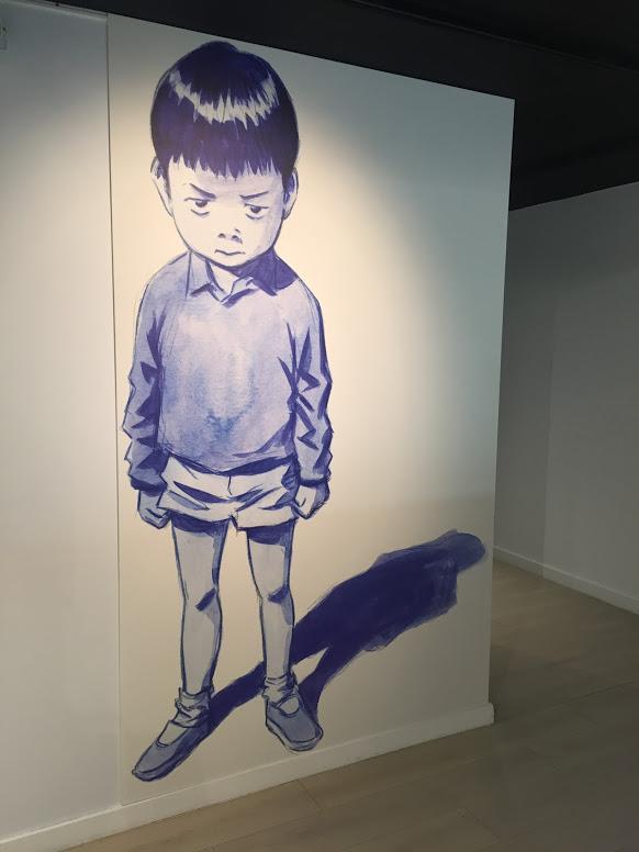 L'art de Naoki Urasawa - ÉOLE Paris