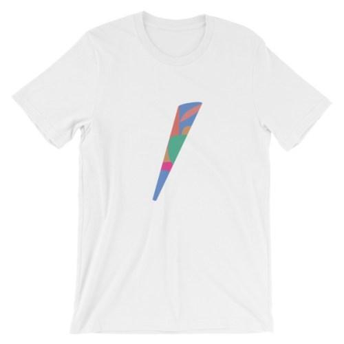 T-shirt   TROPICALIA    Logo EOLE Paris