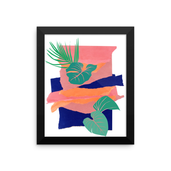 Affiche | TROPICALIA | illustration | EOLE Paris