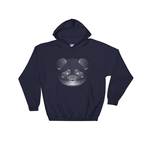 Sweat à Capuche | Panda |Résonance