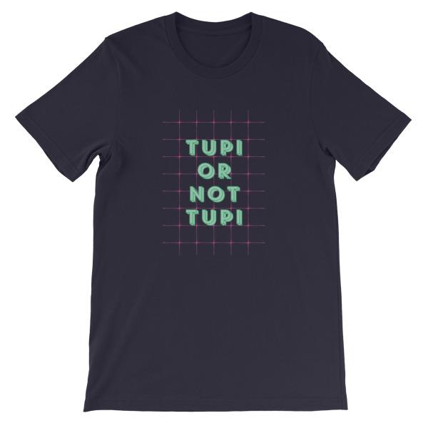 T-shirt Tupi Or Not Tupi - EOLE PARIS