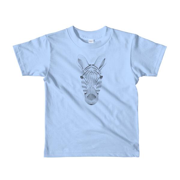 T-shirt | Zèbre |Résonance |Enfant
