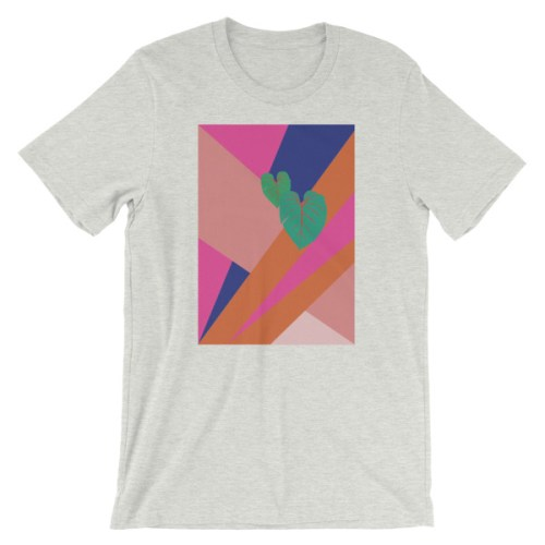 T-shirt | Dessin Exotique | Tropicalia