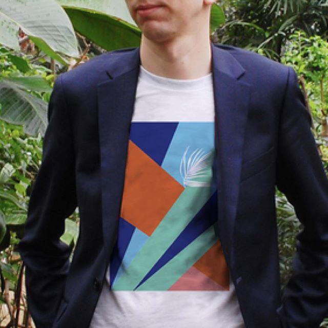 t-shirt collection tropicalia - EOLE PARIS