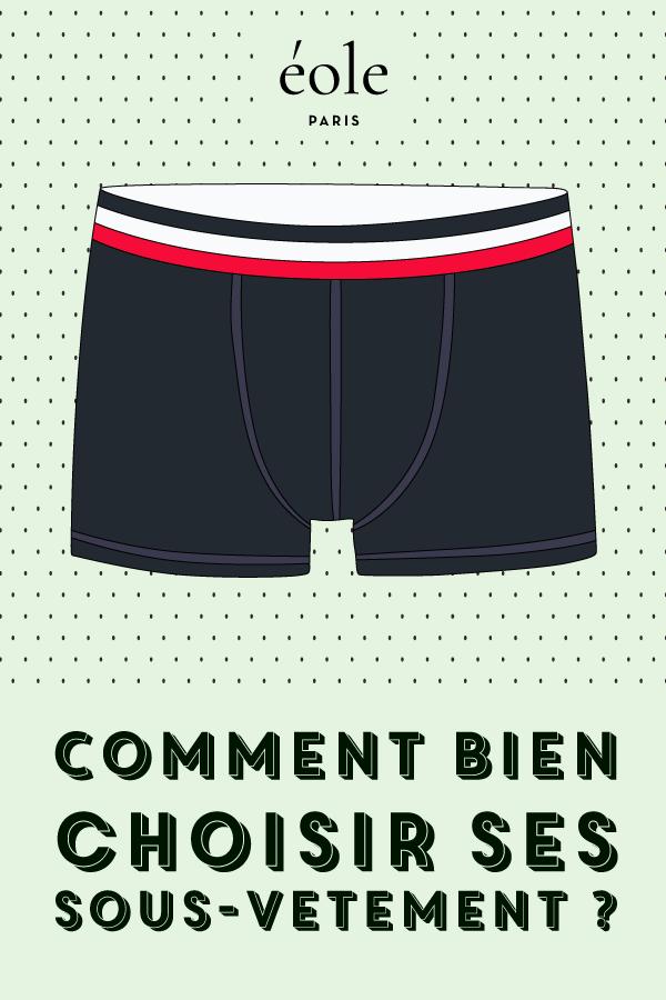 Comment bien choisir ses sous vêtements - EOLE PARIS