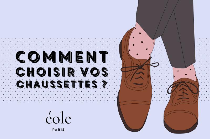 finest selection b1c90 5884e Comment Bien Choisir Et Porter Ses Chaussettes    Guide Complet