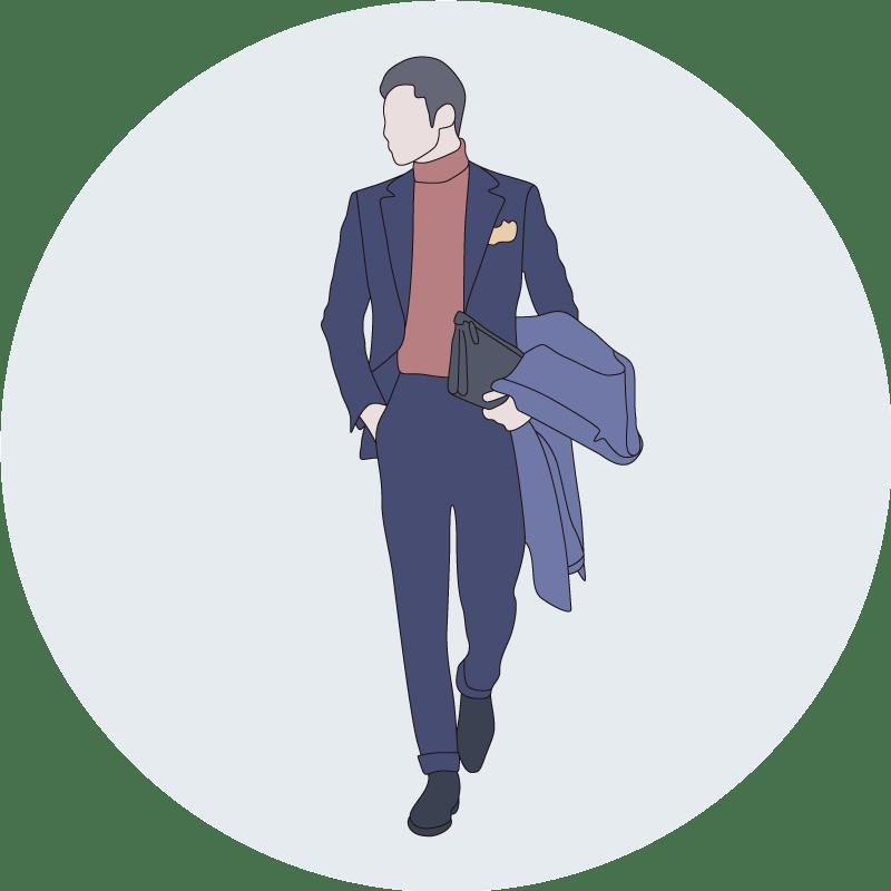 Les coupes et modes de pull-over - EOLE PARIS