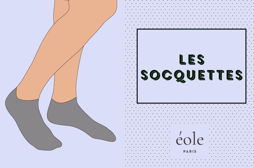 Les socquettes - EOLE PARIS