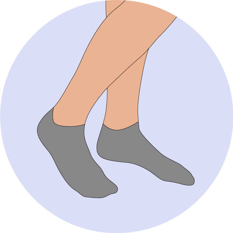 Les modeles de chaussettes - EOLE PARIS