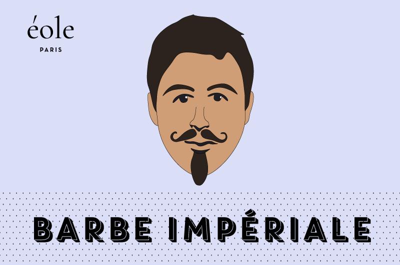 Barbe Impériale - ÉOLE Paris