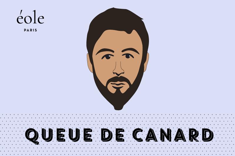 Barbe Queue De Canard