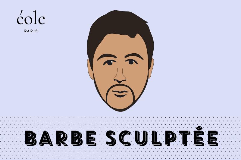 Barbe Sculptée - ÉOLE PARIS