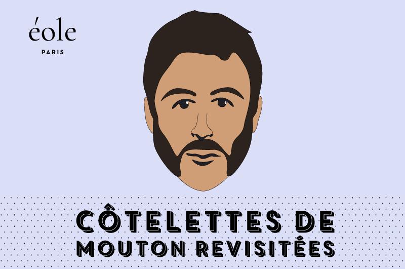 Côtelettes De Mouton Revisitées - ÉOLE PARIS