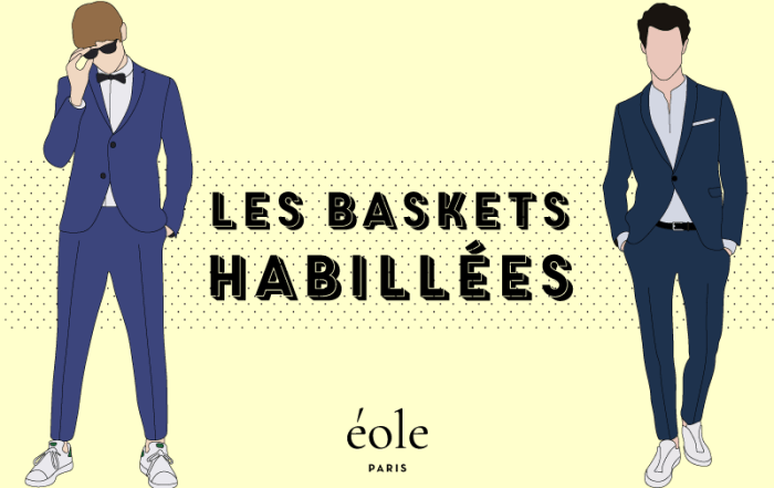 Baskets Habillées Homme