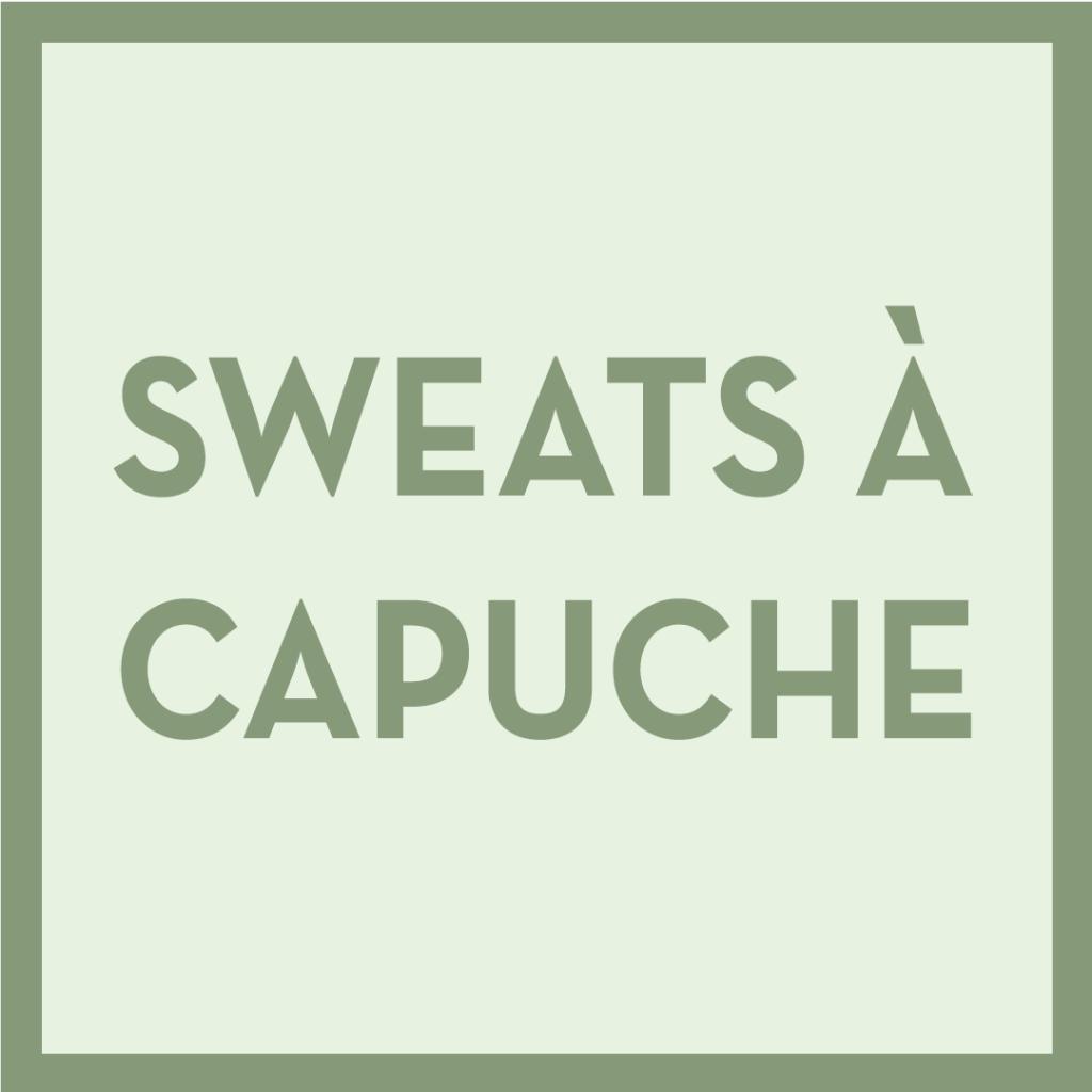 sweats a capuche icons