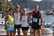 Foto Quarta Tappa Lipari - 17° Giro Podistico delle Isole Eolie - 10
