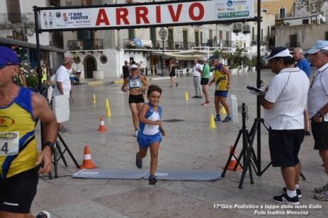 Foto Quarta Tappa Lipari - 17° Giro Podistico delle Isole Eolie - 322