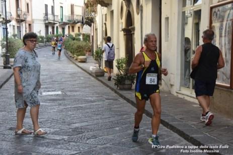 Foto Quarta Tappa Lipari - 17° Giro Podistico delle Isole Eolie - 46