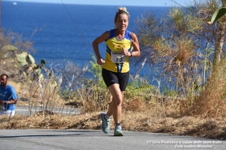 Foto Terza Tappa Salina - 17° Giro Podistico delle Isole Eolie - 108