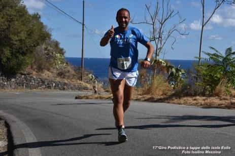 Foto Terza Tappa Salina - 17° Giro Podistico delle Isole Eolie - 111