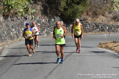 Foto Terza Tappa Salina - 17° Giro Podistico delle Isole Eolie - 119