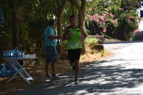Foto Terza Tappa Salina - 17° Giro Podistico delle Isole Eolie - 152