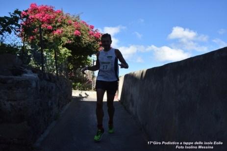 Foto Terza Tappa Salina - 17° Giro Podistico delle Isole Eolie - 177