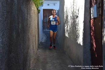 Foto Terza Tappa Salina - 17° Giro Podistico delle Isole Eolie - 197