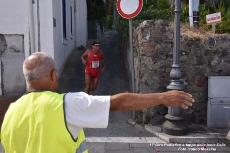 Foto Terza Tappa Salina - 17° Giro Podistico delle Isole Eolie - 218