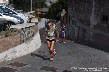 Foto Terza Tappa Salina - 17° Giro Podistico delle Isole Eolie - 232