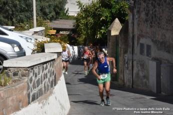 Foto Terza Tappa Salina - 17° Giro Podistico delle Isole Eolie - 242