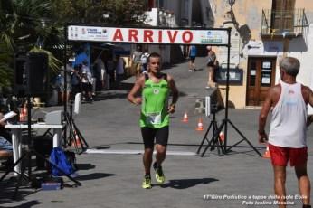 Foto Terza Tappa Salina - 17° Giro Podistico delle Isole Eolie - 296