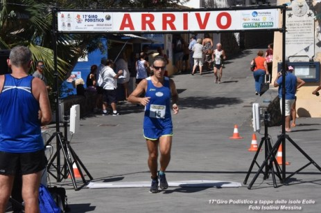 Foto Terza Tappa Salina - 17° Giro Podistico delle Isole Eolie - 306