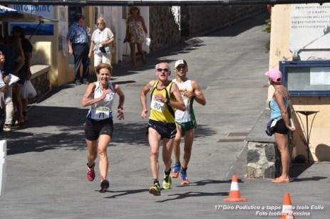 Foto Terza Tappa Salina - 17° Giro Podistico delle Isole Eolie - 317