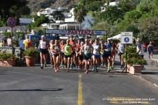 Foto Terza Tappa Salina - 17° Giro Podistico delle Isole Eolie - 38