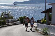 Foto Terza Tappa Salina - 17° Giro Podistico delle Isole Eolie - 39