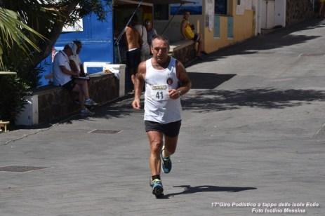 Foto Terza Tappa Salina - 17° Giro Podistico delle Isole Eolie - 417