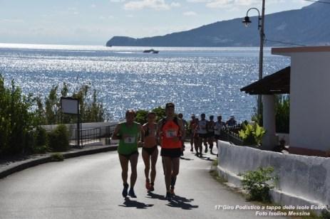 Foto Terza Tappa Salina - 17° Giro Podistico delle Isole Eolie - 42