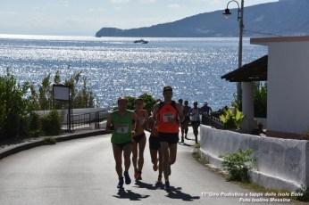 Foto Terza Tappa Salina - 17° Giro Podistico delle Isole Eolie - 43