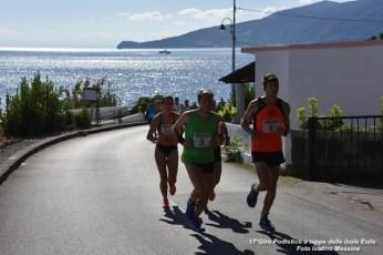 Foto Terza Tappa Salina - 17° Giro Podistico delle Isole Eolie - 44